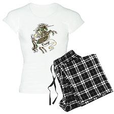 Craig Unicorn pajamas