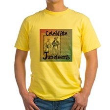 <b>Juneteenth</b><br> T-Shirt