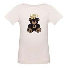 Libra Teddy Bear T-Shirt