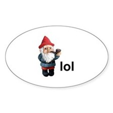 Lol Gnome Decal
