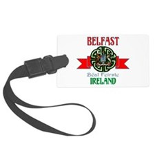 belfast Remake ribbon3.png Luggage Tag