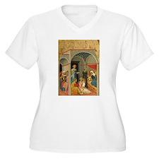 Andrea di Bartolo - The Nativity of the Virgin Plu