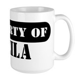 Property of Sheila Ceramic Mugs