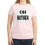 Oh Bother Women's Pink T-Shirt