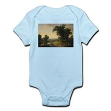 Asher Brown Durand - A Pastoral Scene Body Suit