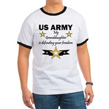 Army Granddaughter Defending Freedom T