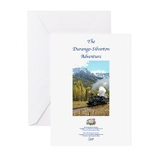 Durango Silverton Cards #1 (Pk of 10)