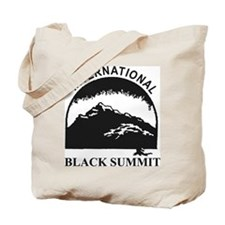 The International Black Summit Tote front&back