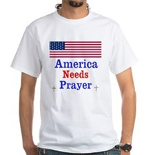 America Needs Prayer T-Shirt
