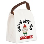 GODSGIFTGNOMES1.png Canvas Lunch Bag