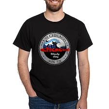 SSN 721 USS Chicago T-Shirt