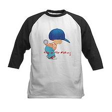 Funny Baseball kid Tee