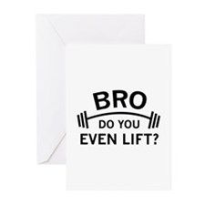 Do You Even Lift? Greeting Cards (Pk of 20)