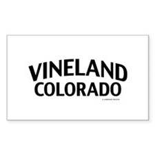 Vineland Colorado Decal