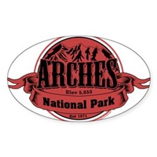 arches 1 Decal