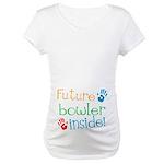 Bowler Maternity T-Shirt
