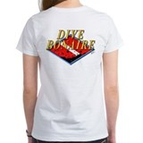 Dive Bonaire (back) Tee
