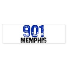 901 Bumper Bumper Sticker