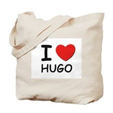 I love Hugo Tote Bag