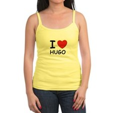I love Hugo Jr.Spaghetti Strap