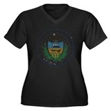 Vintage Pennsylvania Seal Plus Size T-Shirt