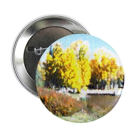 Autumn Lake 2.25&quot; Button (100 pack)
