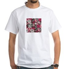 flower collage T-Shirt