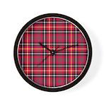 Tartan - Akins Wall Clock