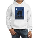 Black Cat Hooded Sweatshirt