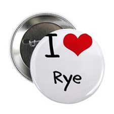 "I Love Rye 2.25"" Button"