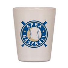 APBA Baseball (New Logo) Shot Glass