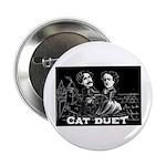 Cat Duet Button