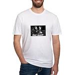 Cat Duet Fitted T-Shirt