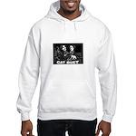 Cat Duet Hooded Sweatshirt