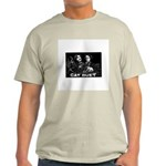 Cat Duet Ash Grey T-Shirt