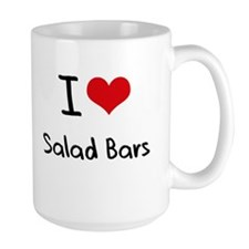 I Love Salad Bars Mug
