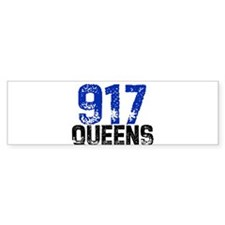 917 Bumper Bumper Sticker