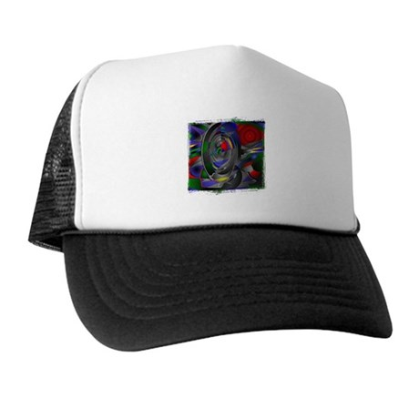 Abstract 002a Trucker Hat