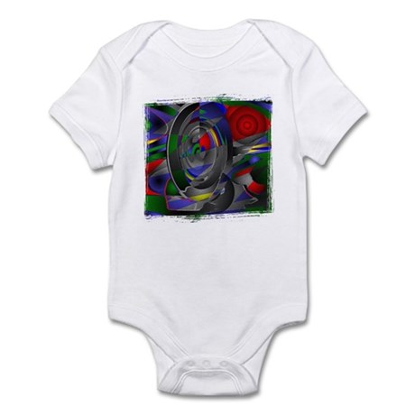 Abstract 002a Infant Bodysuit