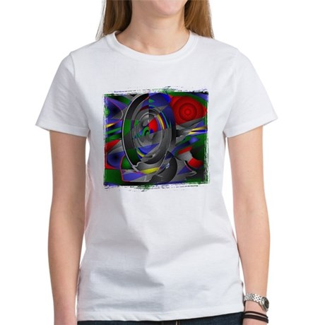Abstract 002a Women's T-Shirt