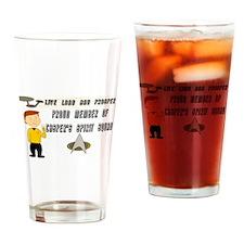 Casper's Spirit Squad Drinking Glass