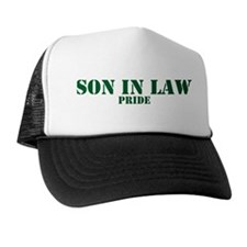 Son In Law Pride Trucker Hat