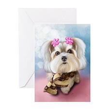 Morkey Joy Greeting Card