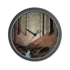 Coppermines Trail Wall Clock