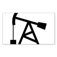 Oil Pump Decal