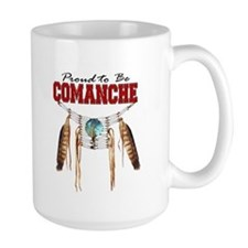Proud to be Comanche Mug