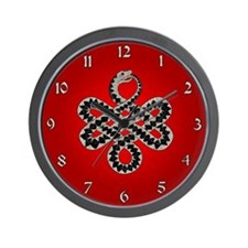 Adder Wall Clock