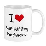 I Love Self-Fulfilling Prophecies Mug