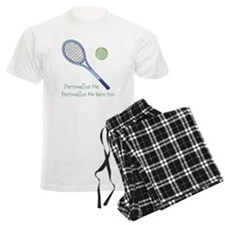 Personalized Tennis pajamas