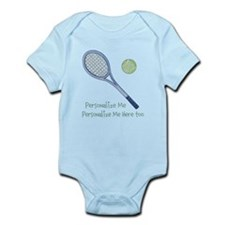 Personalized Tennis Onesie